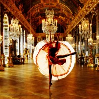 Art Game-W-11 A Ballerina In Versailles