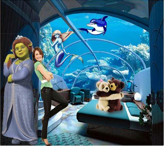 Ag W 26 Underwater Hotel Allaboutlemon All Around In