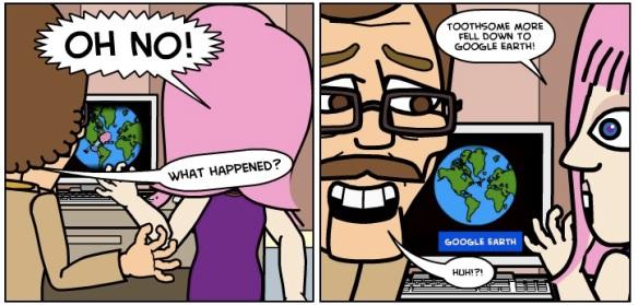 goggle earth
