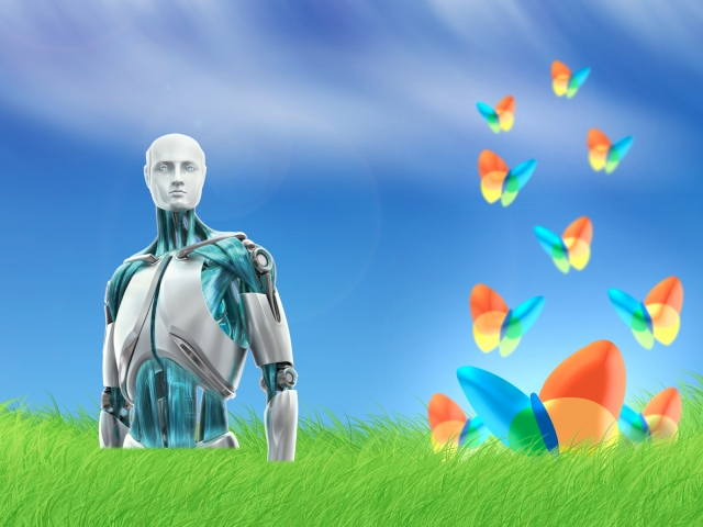 art game robot