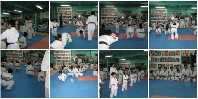Training in Japan2