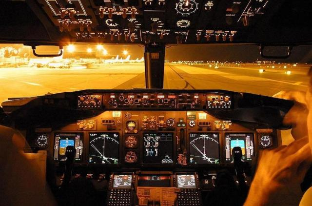 cockpit737