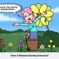 Sunday's Sashay-Appreciation