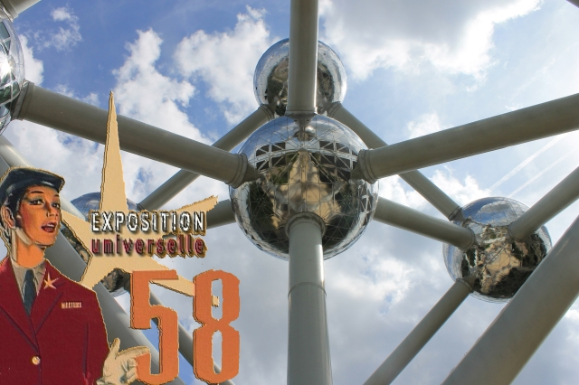 expo universelle 58