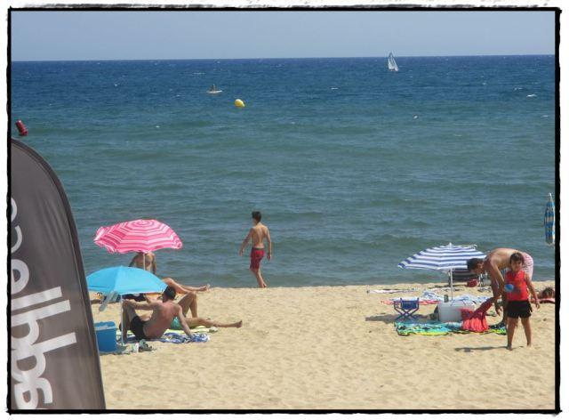 Barcelona Beach2