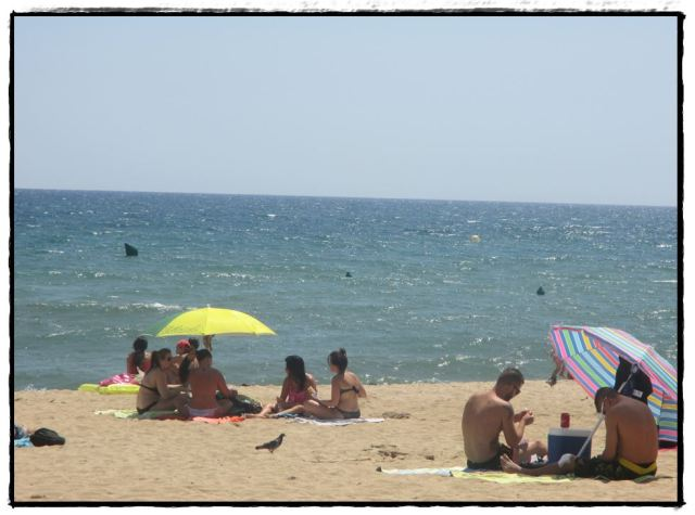 Barcelona Beach4