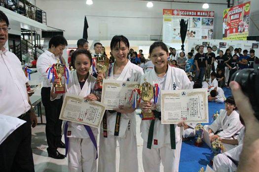 Karate Greta