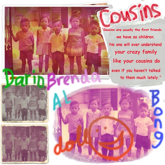 Awesome cousins
