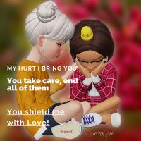 You Shield Me